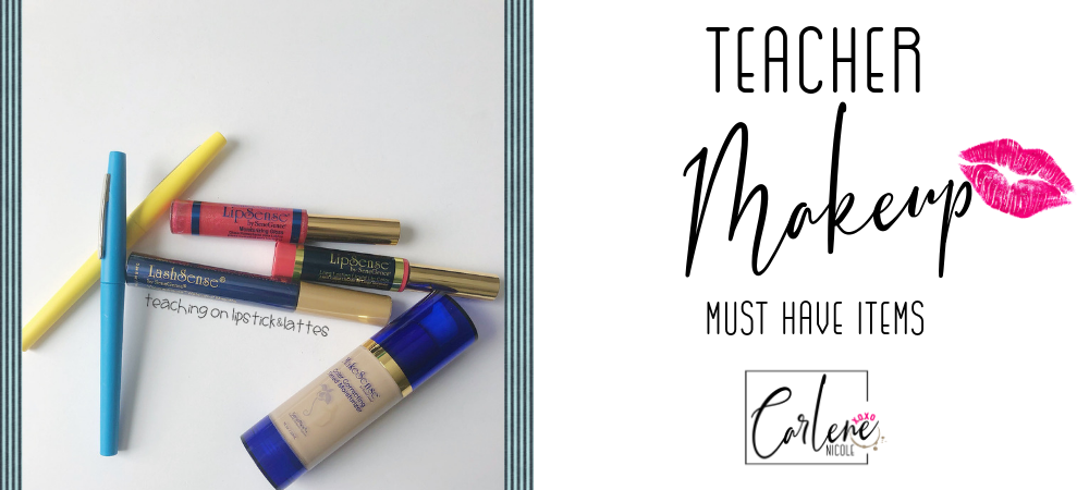 teacher makeup, flair pens