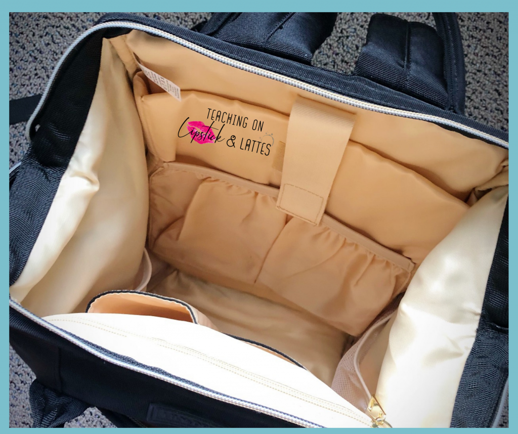 Backpack perfect for travel and to top your carry on suitcase with